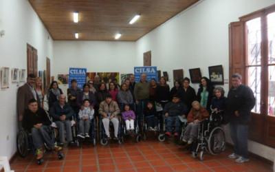 Entrega en la Casa de la Cultura de Gualeguay