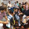 CILSA entregó más de 100 sillas de ruedas en Salta
