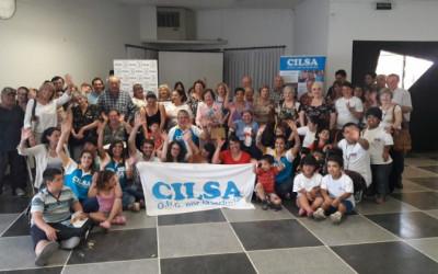 CILSA entregó elementos ortopédicos en la ciudad de 25 de Mayo