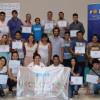 32 participantes de POETA recibieron sus diplomas de egreso