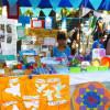 Niños del hogar Albertina participaron de ExpoArte