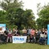 CILSA entregó 13 sillas de ruedas en el Centro Cultural Falla