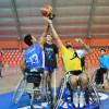 Jugadores de Unión visitaron la práctica de básquet de CILSA