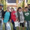 Los niños del hogar Lanús visitaron la Feria del Libro