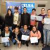 Egresaron los participantes del Curso Avanzado en Rosario