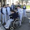 Actividades de concientización en el Liceo Militar