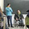 Charla sobre accesibilidad e inclusión en el colegio San José