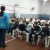 Actividad de sensibilización en el colegio San Roque