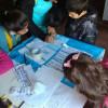 Hogar Ringuelet: taller en conmemoración del Día de la Bandera
