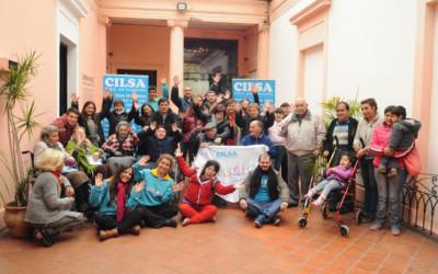 Entrega en el Centro Cultural España