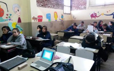 Cierre de proyecto en el Instituto Jesús María