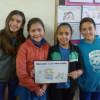 Acciones con alumnos de la Escuela Lisandro Aguirre
