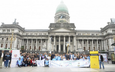 CILSA participó de la Ruta de la Paz 2017