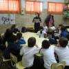 Taller de sensibilización en Santa Isabel de Hungría