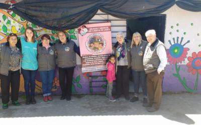 Hogar Calzada: abuelos cuenta cuentos