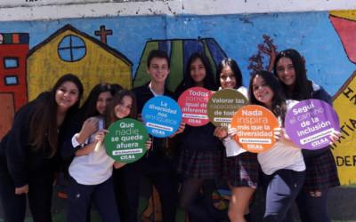 Nuevo mural inclusivo en el país