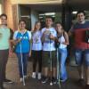 Taller sobre discapacidad visual en la UTN