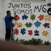 Mural inclusivo en la Vecinal 13 de Marzo