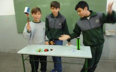 Finalizaron proyectos inclusivos en el Colegio Newton