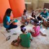 Día de la música en el hogar La Esmeralda
