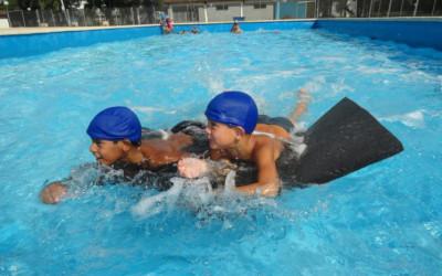 Planes de verano en el Polideportivo