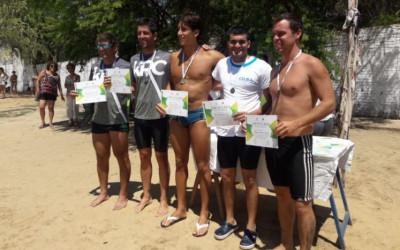 Segunda fecha del Campeonato de Aguas Abiertas