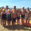 Nadadores de CILSA participaron del 16 cruce de la Laguna