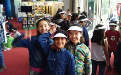 Visita a la Feria del Libro