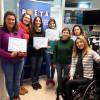 Mar del Plata: Se entregaron los certificados de egreso