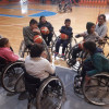 Encuentro de Escuelas de Básquet sobre Silla de Ruedas