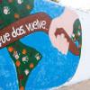 Se inauguró un nuevo mural inclusivo