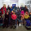 Fundación León recibió a 15 beneficiarios de elementos ortopédicos