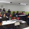 Capacitación a docentes del Colegio Tomás Alva Edison