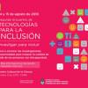 2° Encuentro de Tecnologías para la Inclusión