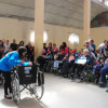 Evento inclusivo en San Martín