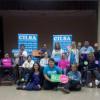 14 niños y adultos recibieron sillas de ruedas