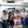 Juegos Evita: Notoria actuación de nadadores