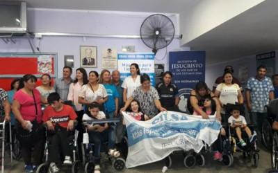 En Catamarca, CILSA y la Iglesia de Jesucristo de los Santos de los Últimos Días ayudarán a más de 140 personas con discapacidad