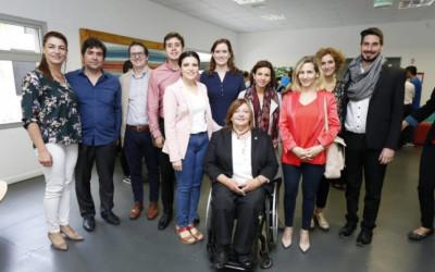 """Conferencia sobre """"El futuro del trabajo"""" en el marco del Proyecto POETA YouthSpark"""