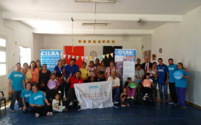 Último encuentro solidario de 2018