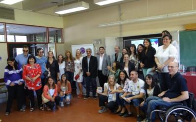 Aula accesible en la Universidad Nacional de Rosario