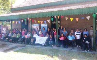 Mendoza: Primer encuentro inclusivo del año