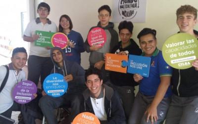 Diálogo y taller sobre discapacidad