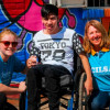 Nueva entrega de sillas de ruedas en Tucumán