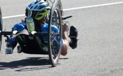1° fecha del Campeonato de Ciclismo Adaptado