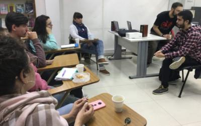 Diseño accesible con estudiantes de la UFLO