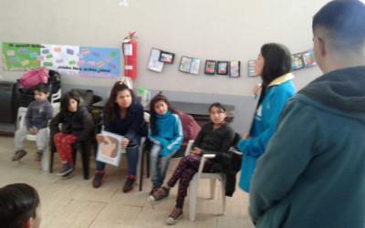 Lecturas y cuentos infantiles por la inclusión