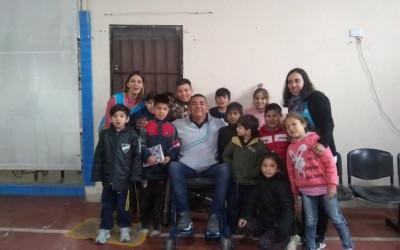 Historias compartidas en Cárcova