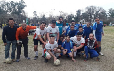 Fútbol: 3° fecha en General Rodríguez