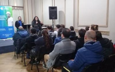 Jornadas de inclusión laboral en Rosario